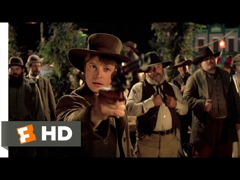Xxx Mp4 Back To The Future Part 3 4 10 Movie CLIP Marty The Marksman 1990 HD 3gp Sex