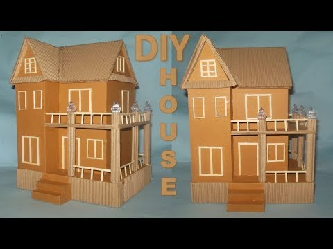 Xxx Mp4 How To Make Cardboard House Diy Crafts Best Out Of Waste 3gp Sex