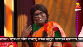 Chala Hawa Yeu Dya Maharashtra Daura   Episode 39   April 19, 2016   Full Episode   zeemarathi
