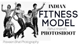Indian Fitness Model Photoshoot | Male Model portfolio by Top Indian Photographer Praveen Bhat