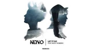 NERVO - Let It Go feat. Nicky Romero (Helena Legend Remix) [Cover Art]
