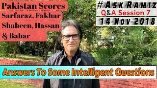 Answers to some Intelligent Questions | Ask Ramiz