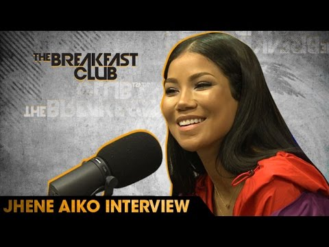 Jhené Aiko Talks Collabing with Big Sean New Music & What Kind of Maniac She Really Is