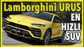 Lamborghini Urus 2018  haber ve ilk tanıtım videosu