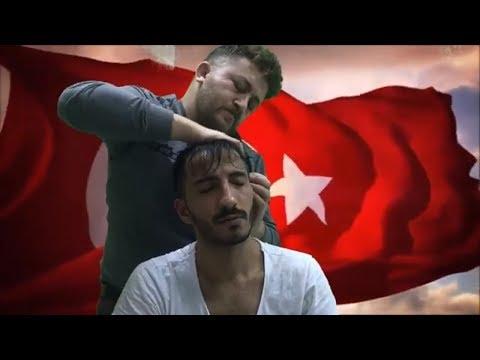 Xxx Mp4 ASMR Turkish Barber Massage Fundo Surpresa SÜPRİZ ARKA PLAN Head Arm Face Back Massage BAYRAK 3gp Sex