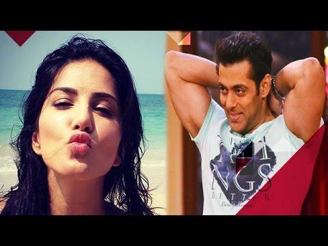 Xxx Mp4 OMG Sunny Leone Wants To KISS Salman Khan 39 S BICEPS Bollywood News 3gp Sex