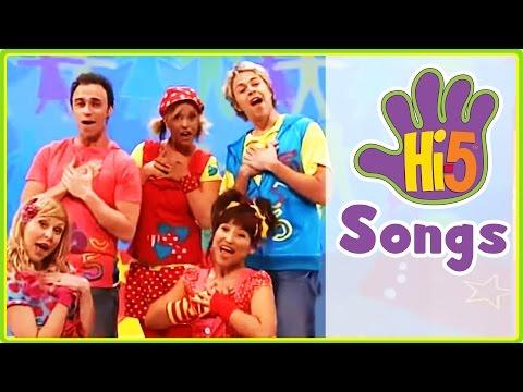 watch Hi-5 Songs |  We're A Family & More Kids Songs - Hi5 Season 10