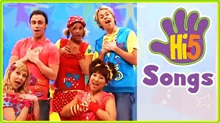 Hi-5 Songs |  We