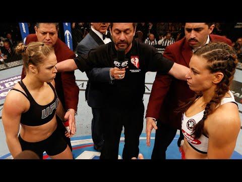 Free Fight Ronda Rousey vs Miesha Tate 2 UFC 168 2013