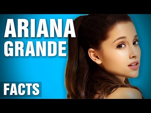 10 Shocking Facts About Ariana Grande #2