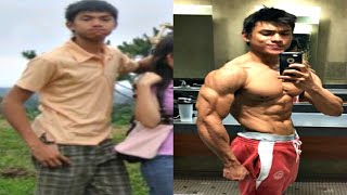 Natural Transformation - Skinny to Aesthetic