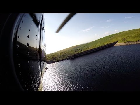 Low & High Altitude Helicopter Training, Search & Rescue, Winching POV - GoPro Hero 3+