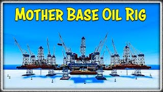 GTA 5 Zombie Apocalypse Ep. 2 - MOTHER BASE OIL RIG! (New Mod Showcase/Skit)