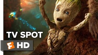 Guardians of the Galaxy Vol. 2 Extended TV SPOT - In Theaters May 5 (2017) - Vin Diesel Movie