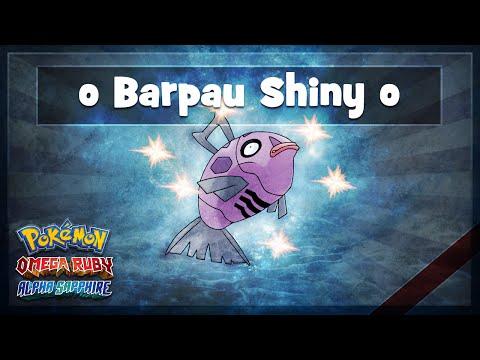 ★ [Pokemon ROSA] Astuce: Barpau Shiny !