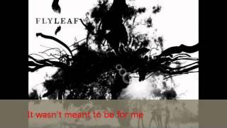 Missing By Flyleaf ( WITH LYRICS)