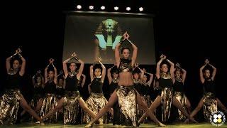 Night in the Museum | Egypt | Choreography by Yana Abraimova | D.Side Dance Studio