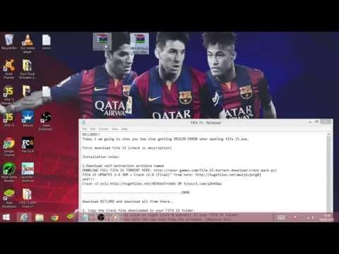 Fifa 15 Crack – Reloaded v3 - Pastebincom