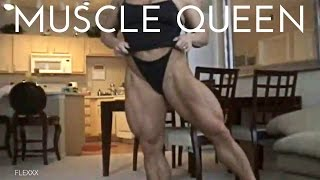 Sexy Muscle Queen Heather Policky | FBB Female Bodybuilder | IFBB | Muscle Women |