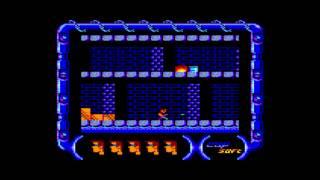 La Guerra de Gamber Amstrad cpc HD