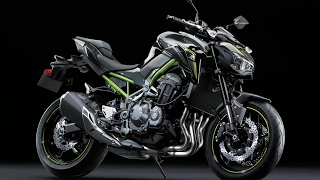 New Kawasaki Z900 MY17 - Official Video