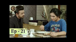 Tumhare Hain Episode 21 - 16th July 2017 - Top Pakistani Drama