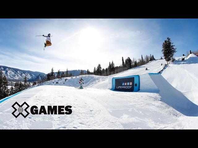 Kelly Sildaru wins Women's Ski Slopestyle gold