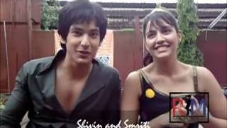 Smiriti Kalra and Shivin Narang -Word Play!!