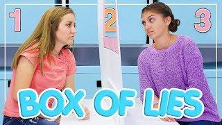 BOX OF LiES with Carlie | Kamri Noel