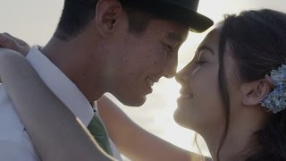 Hawaii Wedding PV - Wedding Scenes x Tomato Red Motion