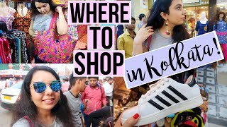 TOP 5 PLACES To SHOP In KOLKATA | LATEST FASHION | DURGA PUJA SPECIAL