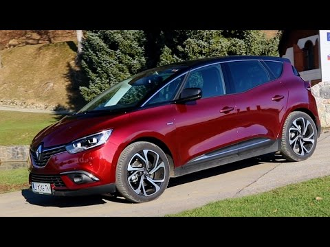 Renault Scenic dCi 130 BOSE 2017 review