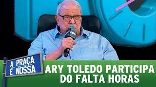 Ary Toledo participa do Falta Horas   A Praça é Nossa (14/09/17)