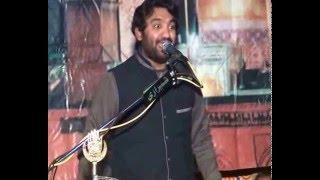 Zakir Muntazir Mehdi  majlis jalsa 2016 jhawaryan Sargodha