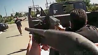Bodycam Videos Show Fatal Police Shooting Of Dylan Noble