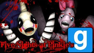 Gmod #20 FNAP | Five Nights At Pinkie´s! - Die Horror Ponys sind los! | Garry's Mod Funny Moments
