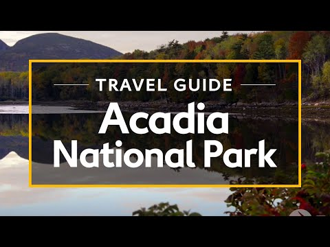 Acadia National Park Vacation Travel Guide Expedia