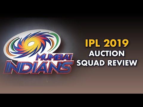 Xxx Mp4 IPL 2019 Auction Squad Review Mumbai Indians 3gp Sex