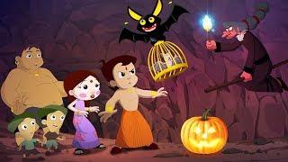Chhota Bheem - Mystery in Halloween Party | Halloween 2017
