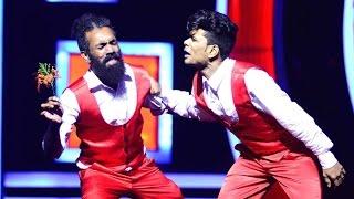 D 4 Dance Reloaded I Shemeer & Raaku - Dance with romance round I Mazhavil Manorama