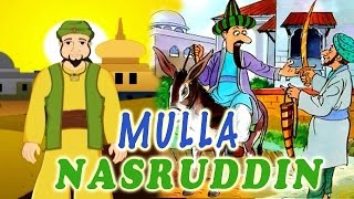 """Mulla Nasruddin"" | Hindi Animated Stories | Kids Station | Kids* Fun* Masti*"