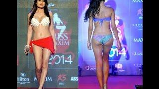 HOT BIKINI Fashion Show 2016 | Bright Perfect Miss India
