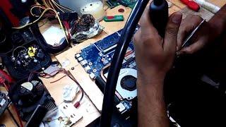 packard bell laptop no power problem solution bangla