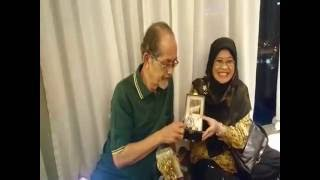 Ayah & Ibu 40th Anniversary - Part 2 (Gifts)