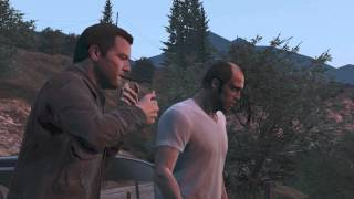 Grand Theft Auto V - Ending(If you pick Death Wish)