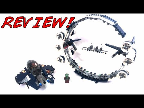 Xxx Mp4 LEGO Star Wars Jedi Starfighter With Hyperdrive Booster Ring Review LEGO 7661 Review 2007 Set 3gp Sex