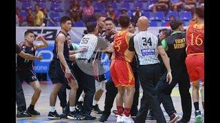 Letran mulls protest over loss to Mapua following scuffle