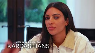 KUWTK | Kim Kardashian West Is Willing to Have High-Risk Pregnancy | E!