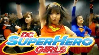 DC Super Hero Girls | Choreography by @MattSteffanina (@DCComics)