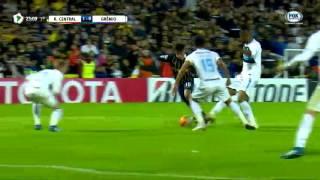 Rosario Central ARG 3 x 0 Grêmio pela Libertadores da América